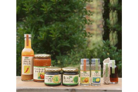 商品とレシピ